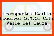Transportes Cuellar Esquivel S.A.S. Cali Valle Del Cauca