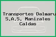 Transportes Dalmaru S.A.S. Manizales Caldas