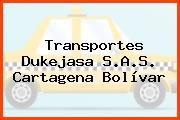 Transportes Dukejasa S.A.S. Cartagena Bolívar