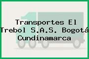 Transportes El Trebol S.A.S. Bogotá Cundinamarca