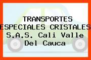 TRANSPORTES ESPECIALES CRISTALES S.A.S. Cali Valle Del Cauca