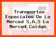 Transportes Especiales De La Merced S.A.S La Merced Caldas