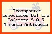 Transportes Especiales Del Eje Cafetero S.A.S Armenia Antioquia
