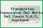 Transportes Especiales Del Norte Del Cauca S.A.S. Guachené