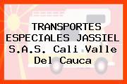 TRANSPORTES ESPECIALES JASSIEL S.A.S. Cali Valle Del Cauca