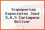 Transportes Especiales Joed S.A.S Cartagena Bolívar