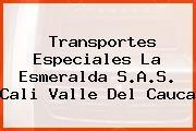 Transportes Especiales La Esmeralda S.A.S. Cali Valle Del Cauca