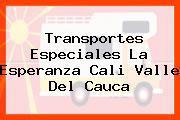 Transportes Especiales La Esperanza Cali Valle Del Cauca