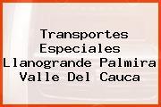 Transportes Especiales Llanogrande Palmira Valle Del Cauca