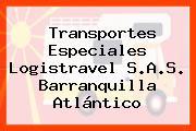 Transportes Especiales Logistravel S.A.S. Barranquilla Atlántico