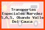 Transportes Especiales Narváez S.A.S. Obando Valle Del Cauca