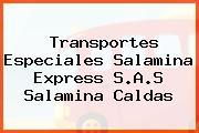 Transportes Especiales Salamina Express S.A.S Salamina Caldas