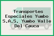 Transportes Especiales Yumbo S.A.S. Yumbo Valle Del Cauca