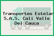 Transportes Estelar S.A.S. Cali Valle Del Cauca