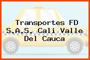 Transportes FD S.A.S. Cali Valle Del Cauca