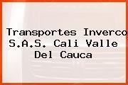 Transportes Inverco S.A.S. Cali Valle Del Cauca