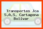Transportes Jca S.A.S. Cartagena Bolívar