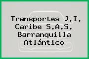 Transportes J.I. Caribe S.A.S. Barranquilla Atlántico