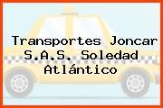 Transportes Joncar S.A.S. Soledad Atlántico