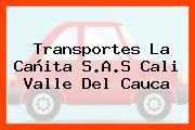 Transportes La Cañita S.A.S Cali Valle Del Cauca
