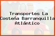 Transportes La Costeña Barranquilla Atlántico
