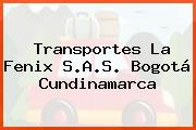 Transportes La Fenix S.A.S. Bogotá Cundinamarca