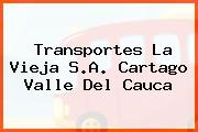 Transportes La Vieja S.A. Cartago Valle Del Cauca