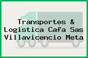 Transportes & Logistica Cafa Sas Villavicencio Meta