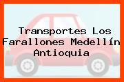 Transportes Los Farallones Medellín Antioquia