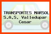 TRANSPORTES MARSOL S.A.S. Valledupar Cesar