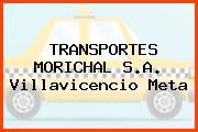 Transportes Morichal S.A. Villavicencio Meta