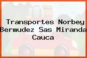 Transportes Norbey Bermudez Sas Miranda Cauca