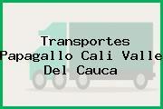 Transportes Papagallo Cali Valle Del Cauca