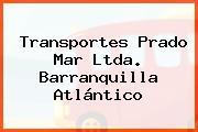 Transportes Prado Mar Ltda. Barranquilla Atlántico