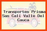 Transportes Prisma Sas Cali Valle Del Cauca