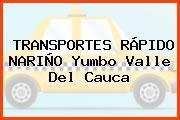 TRANSPORTES RÁPIDO NARIÑO Yumbo Valle Del Cauca