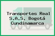 Transportes Real S.A.S. Bogotá Cundinamarca