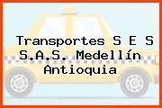 Transportes S E S S.A.S. Medellín Antioquia