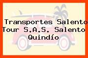 Transportes Salento Tour S.A.S. Salento Quindío