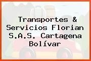 Transportes & Servicios Florian S.A.S. Cartagena Bolívar