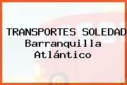 TRANSPORTES SOLEDAD Barranquilla Atlántico