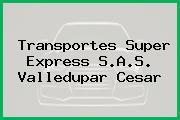 Transportes Super Express S.A.S. Valledupar Cesar