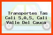 Transportes Tas Cali S.A.S. Cali Valle Del Cauca