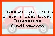 Transportes Tierra Grata Y Cía. Ltda. Fusagasugá Cundinamarca