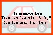 Transportes Transcolombia S.A.S Cartagena Bolívar