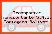 Transportes Transportarte S.A.S. Cartagena Bolívar