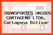 TRANSPORTES UNIDOS CARTAGENA LTDA. Cartagena Bolívar