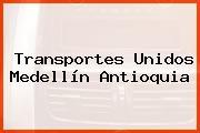 Transportes Unidos Medellín Antioquia