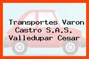 Transportes Varon Castro S.A.S. Valledupar Cesar