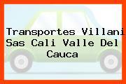 Transportes Villani Sas Cali Valle Del Cauca